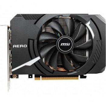 Відеокарта MSI GeForce RTX2060 6144Mb AERO ITX OC (RTX 2060 AERO ITX 6G OC)