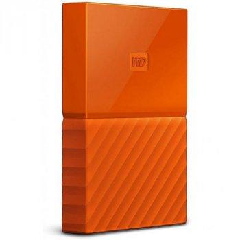 Зовнішній жорсткий диск 2.5 quot; 1TB Western Digital (WDBYNN0010BOR-WESN)
