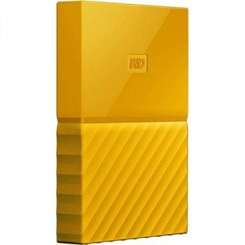 Зовнішній жорсткий диск 2.5 quot; 3TB Western Digital (WDBYFT0030BYL-WESN)