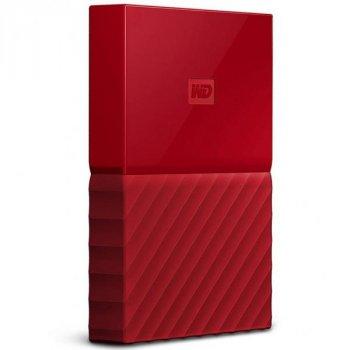 Зовнішній жорсткий диск 2.5 quot; 1TB Western Digital (WDBYNN0010BRD-WESN)