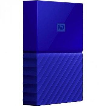 Зовнішній жорсткий диск 2.5 quot; Western Digital 2TB (WDBS4B0020BBL-WESN)