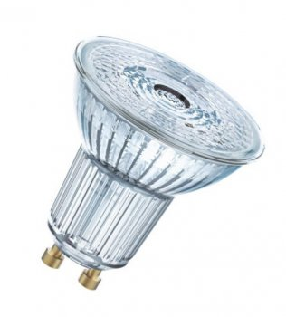 Светодиодная лампа OSRAM LED PAR16 DIM 50 36 5,5W/940 230V GU10 (4058075260054)