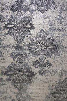 Килим Вітебські Килими Сіті f3892/a5/ct 2х3 м. Прямокутник Сірий