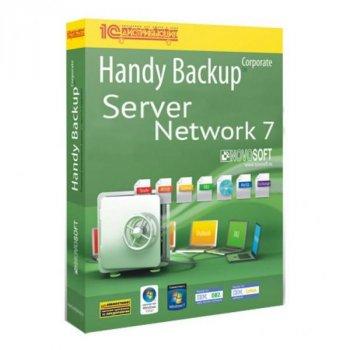 Системная утилита Novosoft Handy Backup Server Network 7 (1 - 4 лицензий) (за 1 шт.) (HBSN7-1)