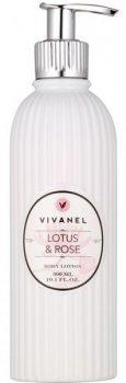 Лосьон для тела Vivian Gray Vivanel Лотос и роза 300 мл (4250120780122)