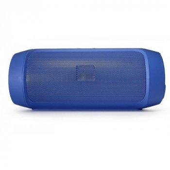 Портативна bluetooth стерео колонка T&G E2 Синя (E2 Blue)