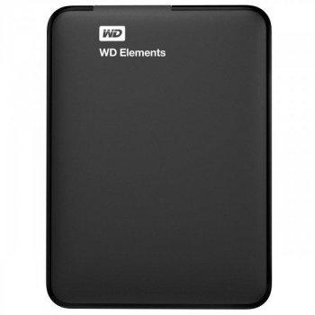 Жорсткий диск Western Digital Elements 500GB WDBUZG5000ABK 2.5 USB 3.0 External Black Refurbished