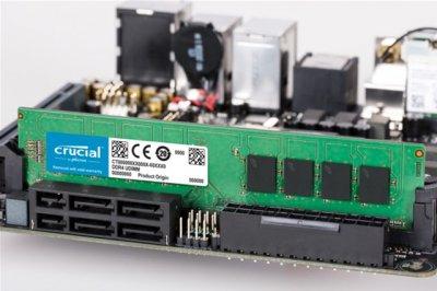 Оперативна пам'ять Crucial DDR4-3200 8192MB PC4-25600 (CT8G4DFS832A)