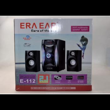 Акустична Система 2.1 Era Ear E-112 професійна акустична потужна колонка, домашній кінотеатр