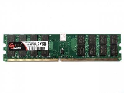 Оперативна пам'ять Saniter DDR2 4Gb 800MHz PC2-6400 AMD (№751)