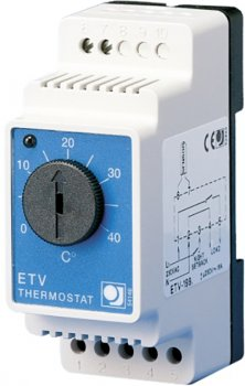 Терморегулятор OJ Electronics ETV-1991 (19958)