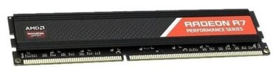 Пам'ять DDR4 RAM 8GB AMD 2400MHz RADEON (R748G2400U2S-UO)
