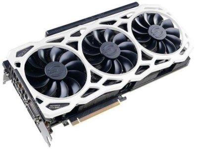 EVGA GeForce GTX 1080 Ti SC2 ELITE GAMING White (11G-P4-6693-K1)