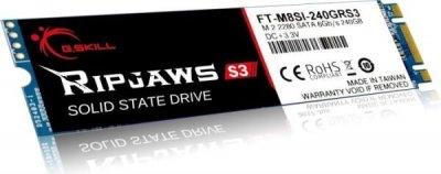 G. Skill Ripjaws S3 240 Gb (FT-M8SI-240GRS3)