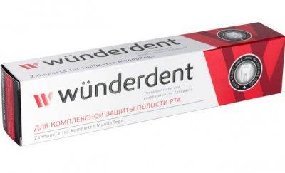 Зубная паста Modum Wunderdent для комплексной защиты полости рта 100 г (A094-203)
