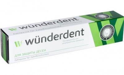Зубная паста Modum Wunderdent для защиты десен 100 г (A094-205)