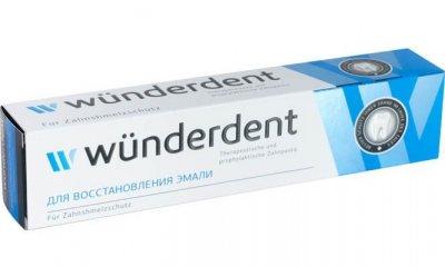 Зубная паста Modum Wunderdent для восстановления эмали 100 г (A094-201)