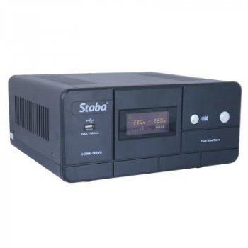 Джерело безперебійного живлення Staba Home-500LCD