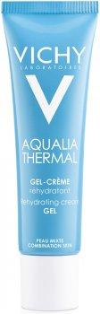Гель-крем Vichy Аквалия Термаль для глубокого увлажнения кожи лица 30 мл (3337875588782)