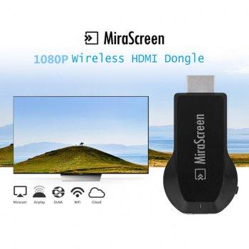 Mirascreen Mx Wireless Display hdmi wifi приемник