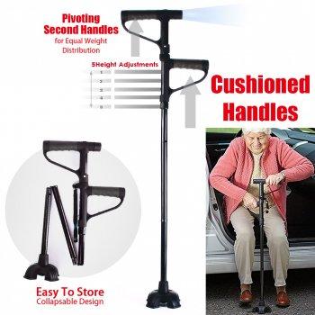 Палочка для ходьбы second handle