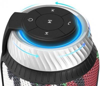 Акустическая система Tronsmart Портативная акустика Tronsmart Element T6 Portable Bluetooth Speaker Camouflage