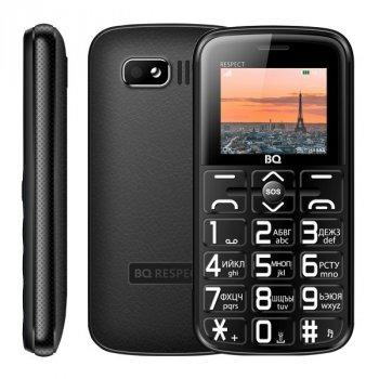 Мобильный телефон BQ 1851 UA Respect Black (6133161)