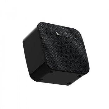 Портативна акустична система REMAX Bluetooth Fabric RB-M18 Black