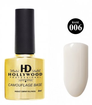 База HD Hollywood Камуфляжна № 006 8 мл (HD-006) (2200500080061)