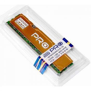 Модуль пам'яті DDR2 1GBB/900 Goodram (GP900D264L5/1G)