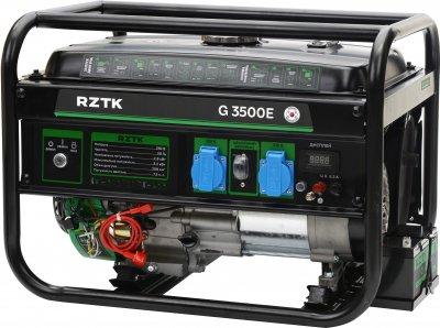 Генератор бензиновый RZTK G 3500E