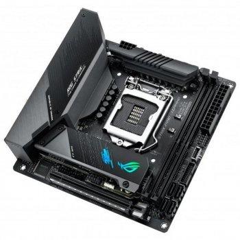 Материнська плата Asus ROG Strix Z490-I Gaming Socket 1200