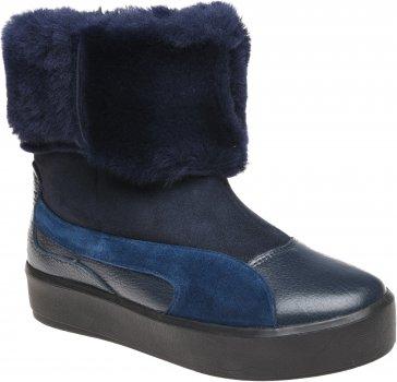 Сапоги Franzini R57-1 Синие