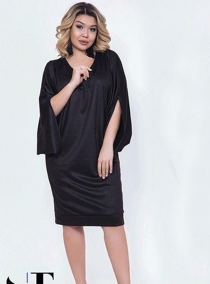 Платье G&M k-50919 54-58 Размер цвет черный
