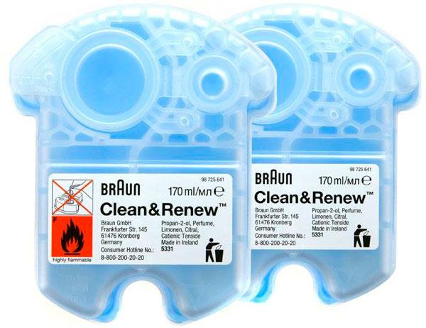 Картридж BRAUN Clean&Renew CCR2