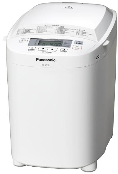 Хлібопічка PANASONIC SD-2510WTS