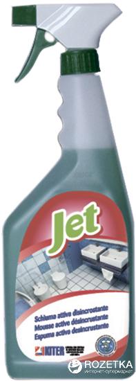 Активна піна для видалення накипу і вапняних відкладень KITER Jet 750 мл