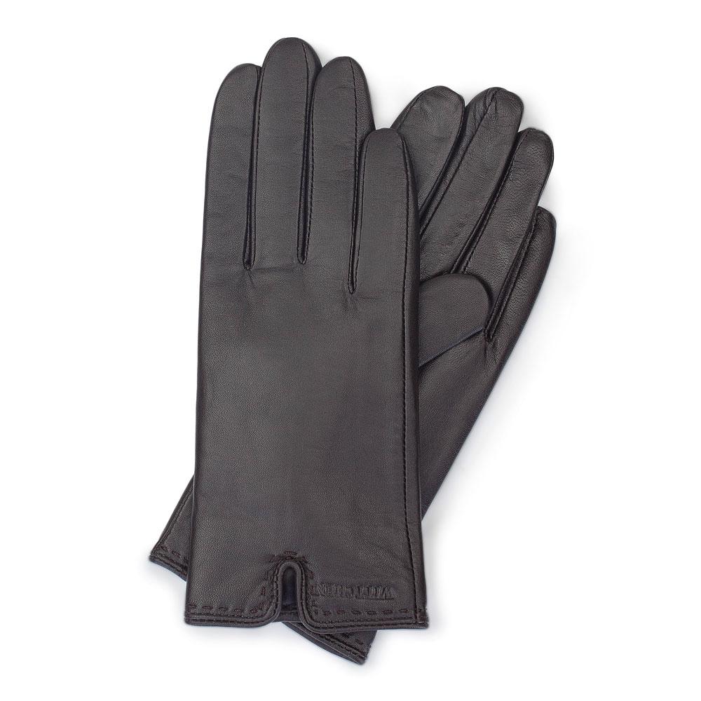 Перчатки Wittchen 39-6L-213-BB темно-коричневый S
