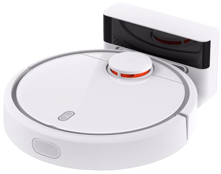 Робот-пылесос Xiaomi Mijia Mi Robot Vacuum Cleaner SDJQR02RR  (Международная версия)