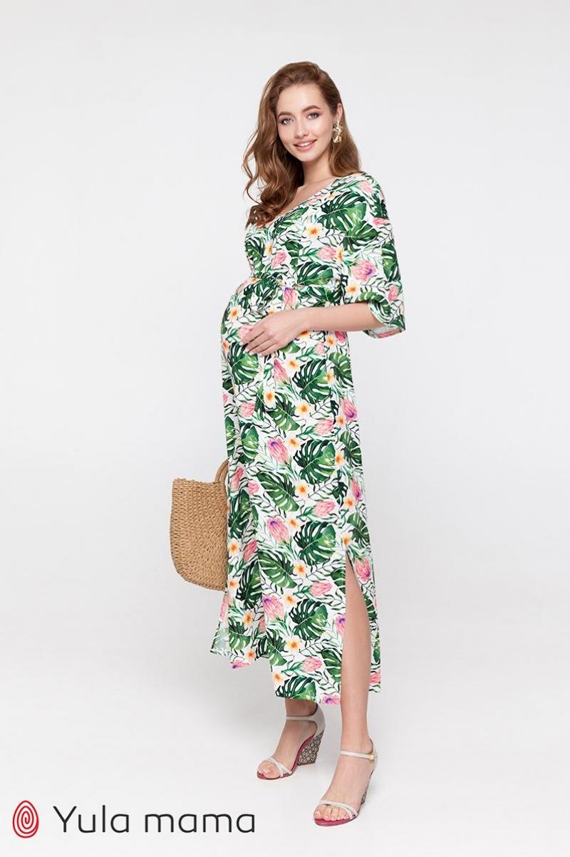 Платье для беременных и кормящих Юла мама Fey S Другие цвета DR-21.062
