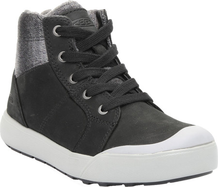 Женские кеды Keen Elena Mid High Top Black/Drizzle 40