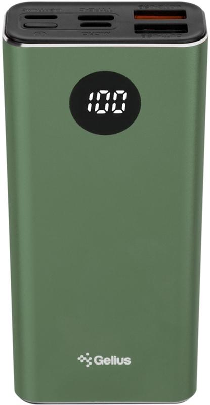 УМБ Gelius Pro CoolMini 2 PD GP-PB10211 9600 mAh Green