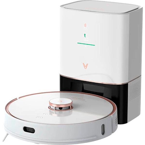 Робот-пылесос VIOMI S9 Vacuum Cleaner White