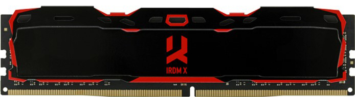 Оперативна пам'ять Goodram DDR4-3200 8192 MB PC4-25600 IRDM X (IR-X3200D464L16SA/8G)
