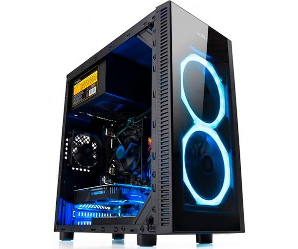 Almatech / ALMATECH Gaming CX182 / Core i7 9700F / GT 730 2ГБ / SSD