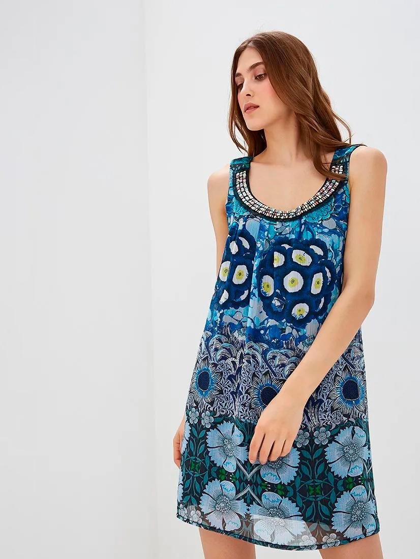 Платье Desigual 18SWVWE5-5033 36
