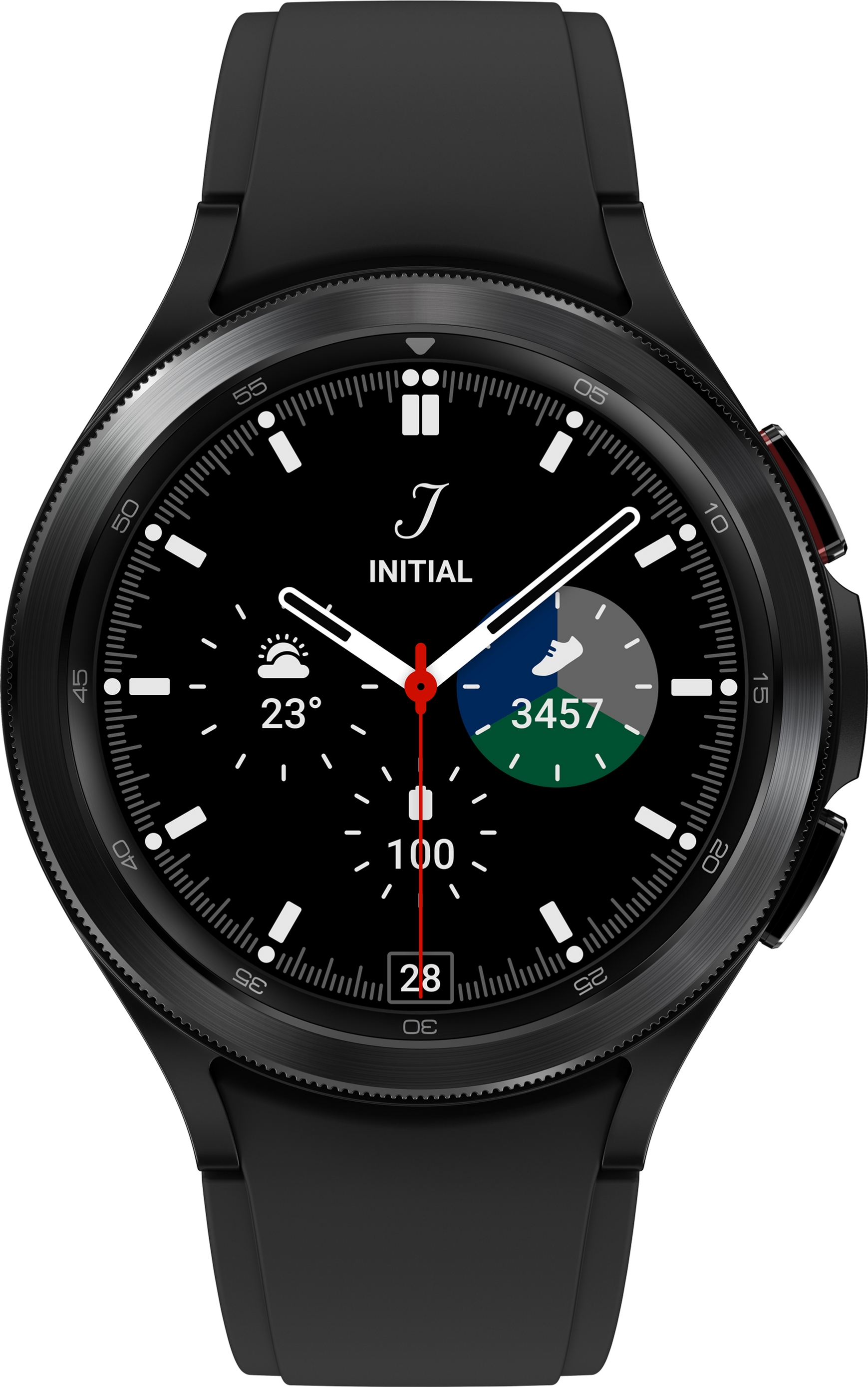 Смарт-годинник Samsung Galaxy Watch 4 Classic 46 mm Black (SM-R890NZKASEK)