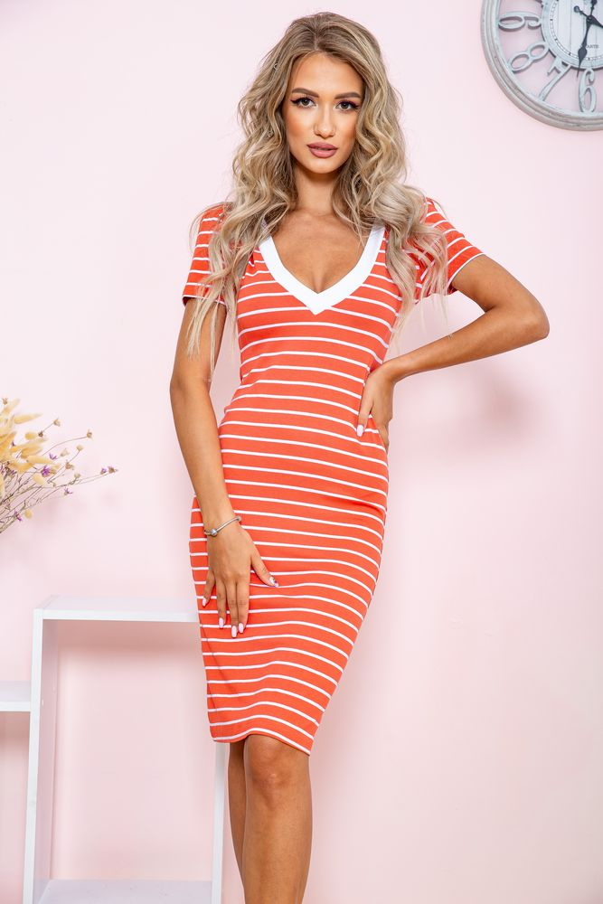 Ager / Платье AGER M Коралловый 167R098