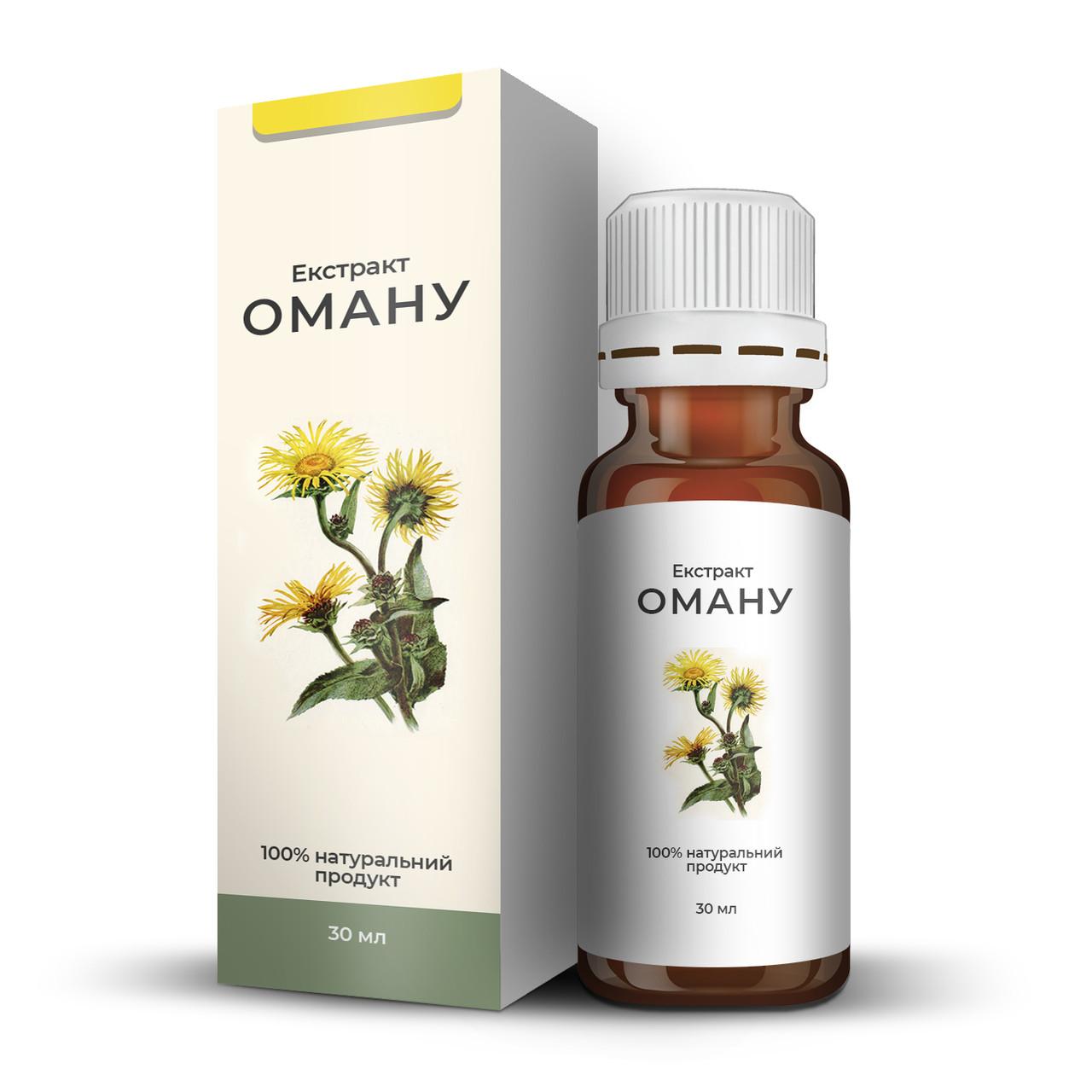 Натуральная добавка Yvonika Экстракт Оману 30мл