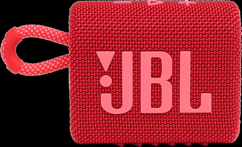 Акустична система JBL Go 3 Red